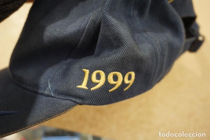 Coleccionismo deportivo: Gorra barcelona barsa barça centenario - Foto 4 - 161237118