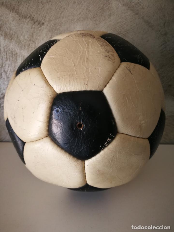 Coleccionismo deportivo: ANTIGUO BALÓN DE FÚTBOL MUNDIAL 82 - Foto 7 - 161347190