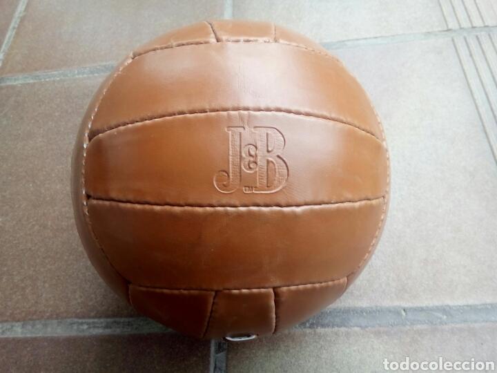BALÓN DE PIEL DE PUBLICIDAD DE VARIAS MARCAS DE BEBIDAS (Coleccionismo Deportivo - Material Deportivo - Fútbol)