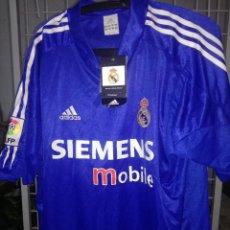 Coleccionismo deportivo: REAL MADRID LUXE XL CAMISETA FUTBOL FOOTBALL SHIRT . Lote 164254338