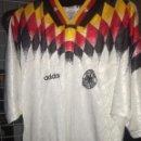 Coleccionismo deportivo: GERMANY VINTAGE DEUTSCHLAND XL CAMISETA FUTBOL FOOTBALL SHIRT TRIKOT. Lote 164260482