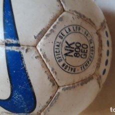Coleccionismo deportivo: BALON LFP NIKE GEO 1998/99. Lote 164266410