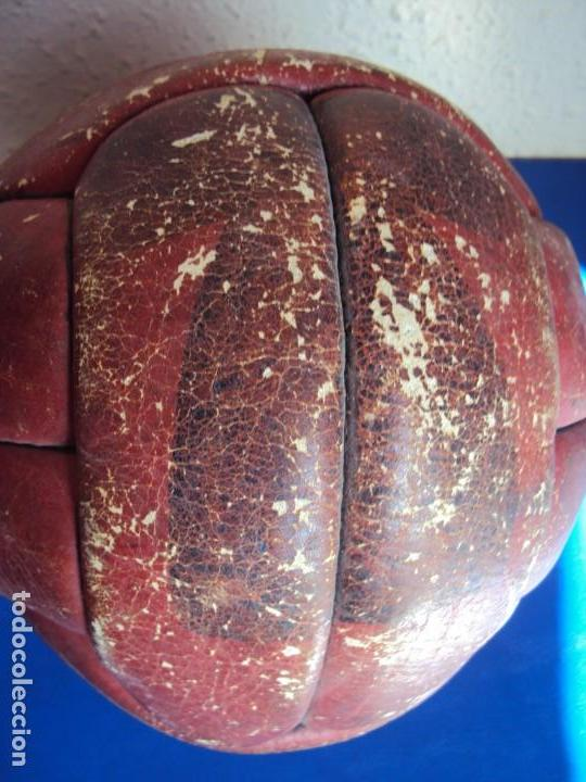 Coleccionismo deportivo: (F-190588)BALON FUTBOL12 PANELES PEGASO AÑOS 60S - Foto 4 - 165302806