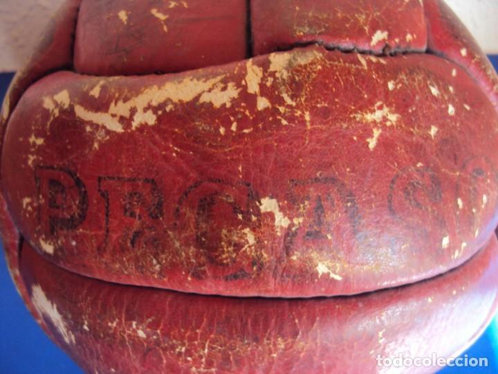 Coleccionismo deportivo: (F-190588)BALON FUTBOL12 PANELES PEGASO AÑOS 60S - Foto 6 - 165302806