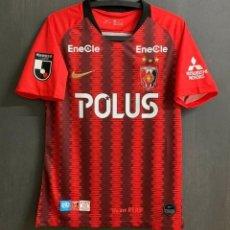 Coleccionismo deportivo: CAMISETA CASA RED URAWA DIAMONDS FC JAPÓN 2019 TALLA L KOROKI. Lote 166960496