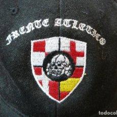 Coleccionismo deportivo: GORRA FRENTE ATLÉTICO. ULTRAS ATLÉTICO DE MADRID.. Lote 167322960