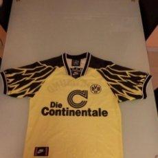 Coleccionismo deportivo: BORUSSIA DORTMUND 1994/1995 ORIGINAL COLECCIÓN. Lote 167584504