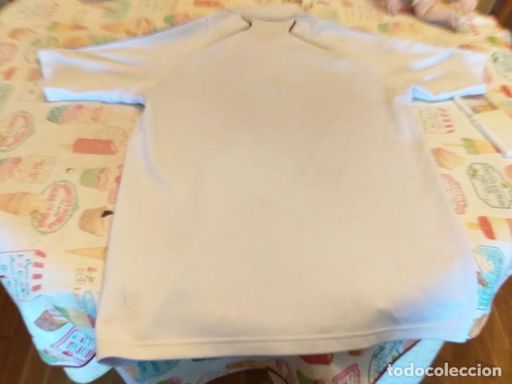 Coleccionismo deportivo: camiseta polo real zaragoza 75 años ( adidas) - Foto 3 - 167971688
