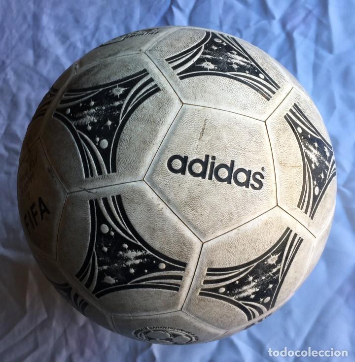 BALÓN ADIDAS QUESTRA GEMINI FIFA (Coleccionismo Deportivo - Material Deportivo - Fútbol)