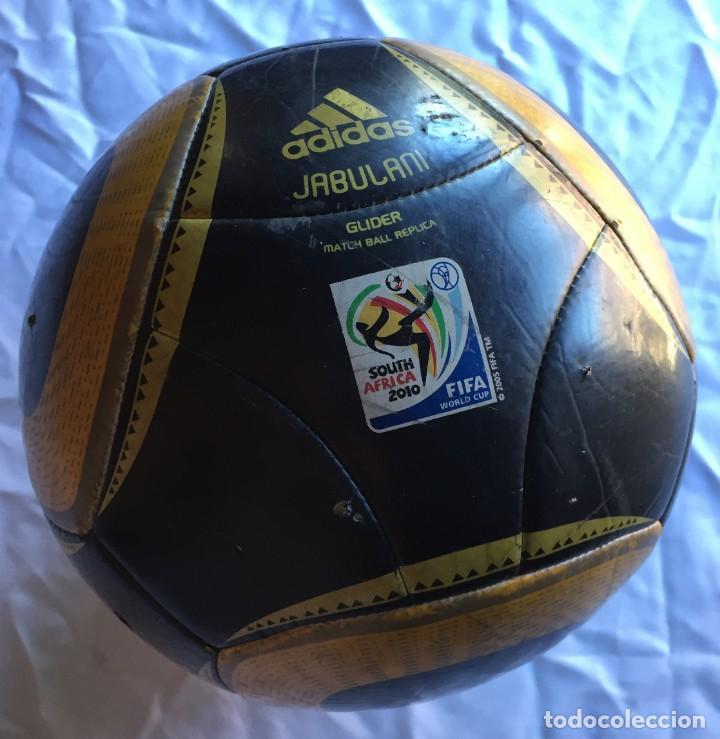 BALÓN ADIDAS JABULANI (Coleccionismo Deportivo - Material Deportivo - Fútbol)