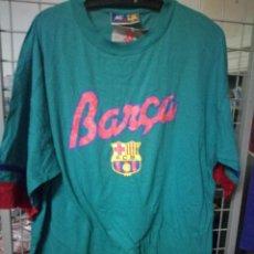 Coleccionismo deportivo: FC BARCELONA XL TRAINING KAPPA FOOTBALL FUTBOL CAMISETA SHIRT. Lote 170951410