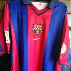 Coleccionismo deportivo: FC BARCELONA XXL FOR PLAYERS CAMISETA FUTBOL FOOTBALL SHIRT TRIKOT. Lote 170968775