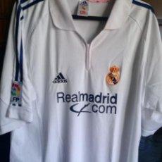 Coleccionismo deportivo: REAL MADRID XL DIFICIL ENCONTRAR SPONSOR BUEN ESTADO CAMISETA FUTBOL FOOTBALL SHIRT TRIKOT. Lote 170968882