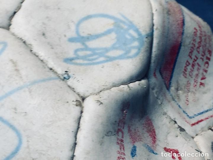 Coleccionismo deportivo: balon futbol oficial world cup fifa world cup años 80 españa firmado firmas ver fotos - Foto 5 - 170970270