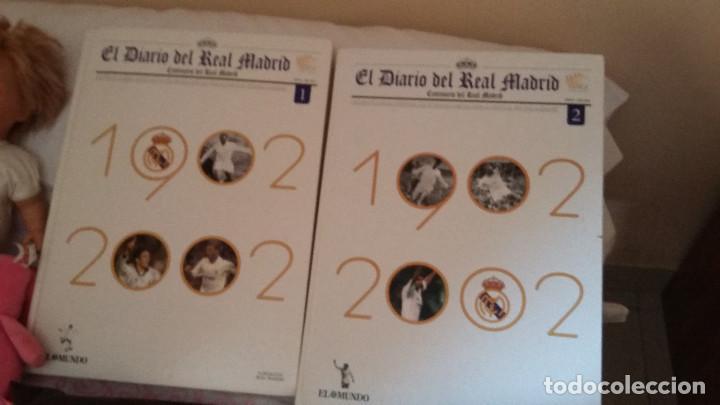 Coleccionismo deportivo: REAL MADRID C.F COLECCION HISTORICA - MATERIAL DIVERSO ( PERIODICOS, POSTER, LAMINAS) - Foto 7 - 171025153