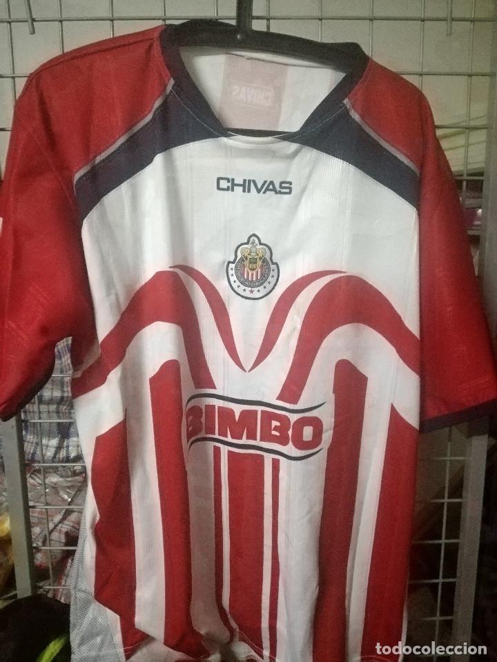 sports shoes ff4c8 63721 Chivas guadalajara merchandising xl futbol cam - Sold ...