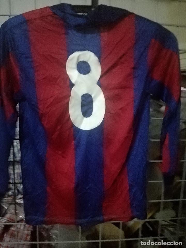 watch 92de9 e8be2 FC BARCELONA REPLICA VINTAGE age 10 futbol camiseta football shirt trikot  fussball