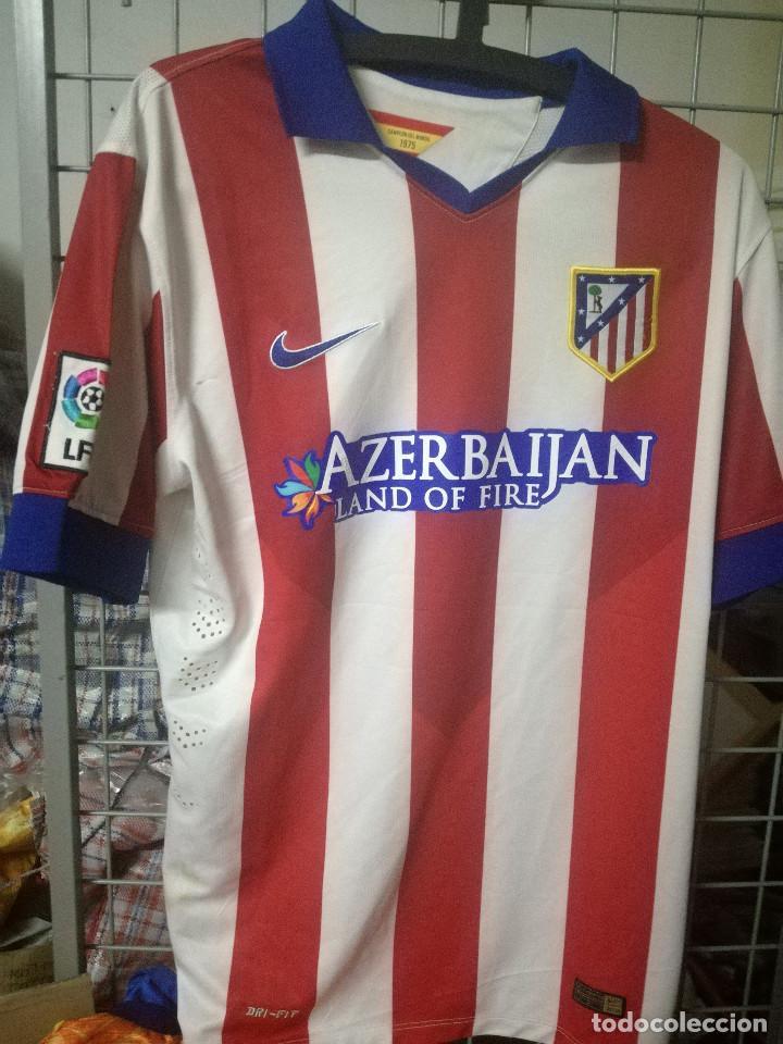 san francisco 2f8c2 5868f ATLETICO MADRID GRIEZMANN L futbol camiseta football shirt trikot fussball