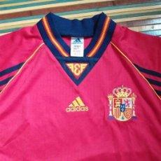 Coleccionismo deportivo: CAMISETA SELECCION ESPAÑOLA. Lote 171226312
