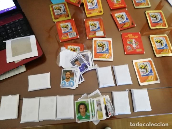 Coleccionismo deportivo: MUNDIAL SUDAFRICA 2010 RELIQUIAS HISTORICAS ESPAÑA - Foto 3 - 172073635