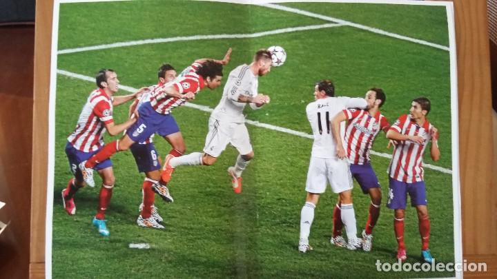 Coleccionismo deportivo: COLECCION LAMINAS HISTORICAS REAL MADRID- DIARIO MARCA - Foto 2 - 172080630
