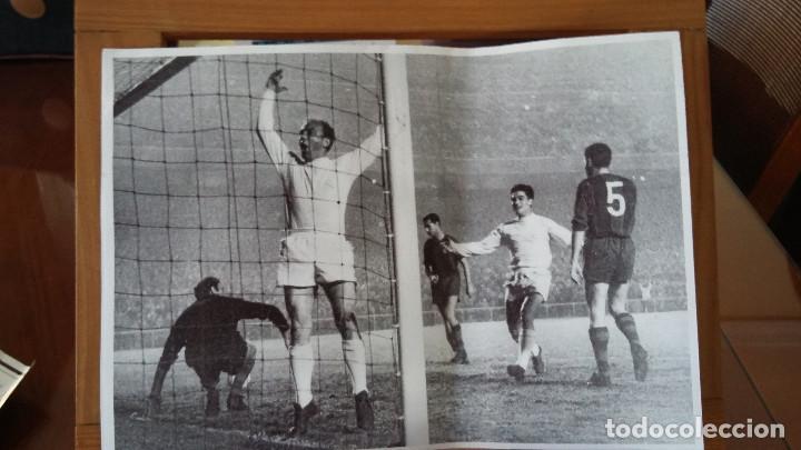Coleccionismo deportivo: COLECCION LAMINAS HISTORICAS REAL MADRID- DIARIO MARCA - Foto 3 - 172080630