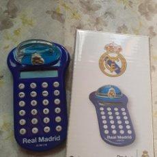 Coleccionismo deportivo: CALCULADORA REAL MADRID. Lote 172910369