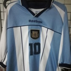Collectionnisme sportif: MARADONA ARGENTINA XL CAMISETA FUTBOL FOOTBALL SHIRT . Lote 173013432
