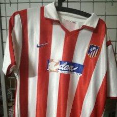 Coleccionismo deportivo: ATLETICO MADRID L CAMISETA FUTBOL FOOTBALL SHIRT . Lote 173015063