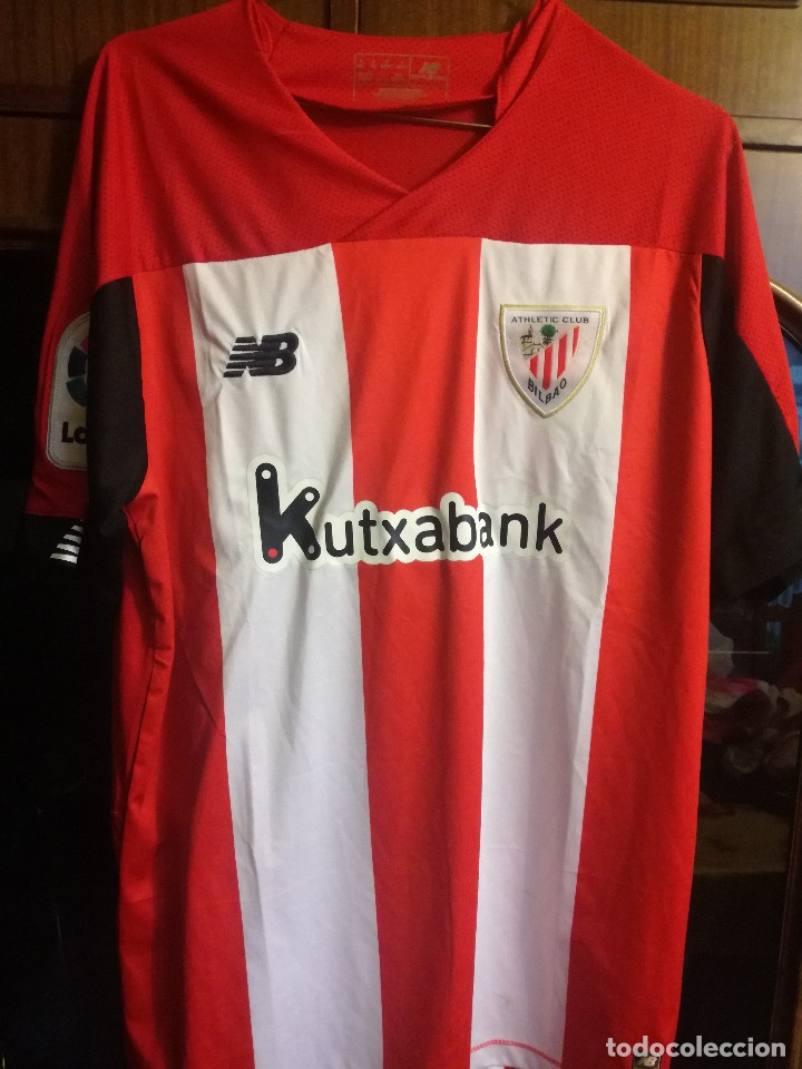 the latest 24dca 1ac8e ATHLETIC CLUB BILBAO M camiseta futbol football shirt