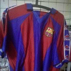 Collezionismo sportivo: FC BARCELONA DE LA PEÑA XL FUTBOL CAMISETA FOOTBALL SHIRT TRIKOT FUSSBALL. Lote 176310830