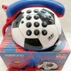 Coleccionismo deportivo: TELÉFONO OFICIAL DEL BARCELONA C. F. SIN USO.. Lote 176780084