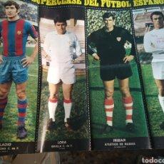 Coleccionismo deportivo: LOS SUPERCLASE DEL FUTBOL ESPAÑOL. Lote 177022722