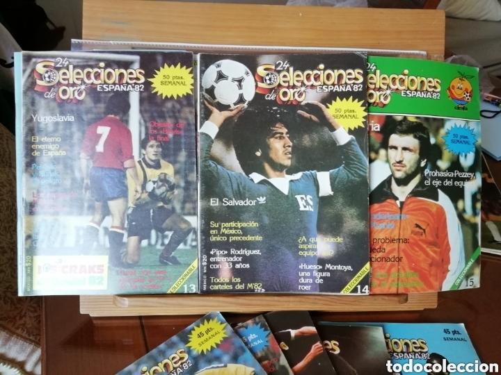 Coleccionismo deportivo: Finales Mundiales y eurocopas. 1960 a 2018. 32 dvds completos. - Foto 6 - 177045789