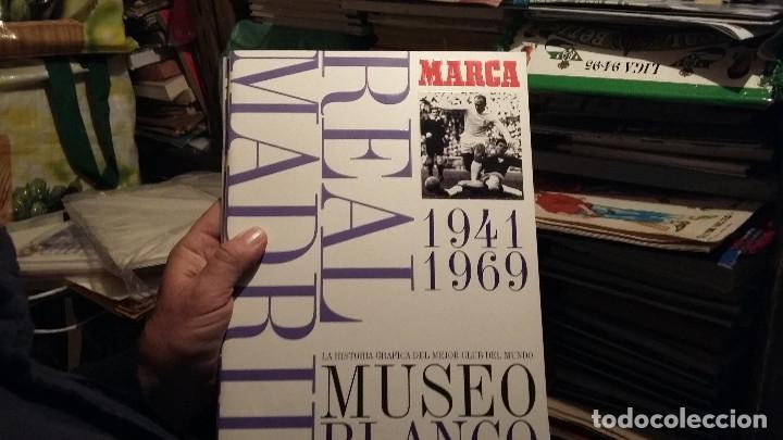 Coleccionismo deportivo: COLECCION COMPLETA REAL MADRID . MATERIAL DIFICIL Y VARIADO - Foto 7 - 177517307