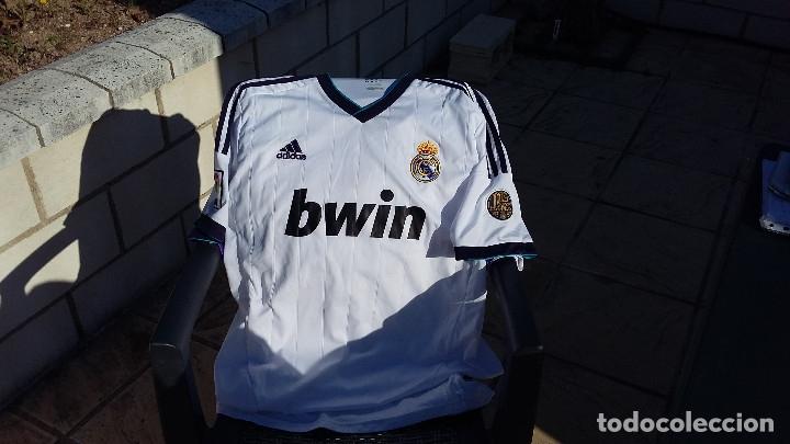 Coleccionismo deportivo: COLECCION COMPLETA REAL MADRID . MATERIAL UNICO Y DIFICIL. VARIADO. - Foto 6 - 177517693