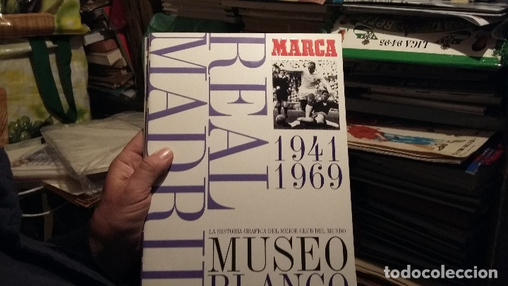 Coleccionismo deportivo: COLECCION COMPLETA REAL MADRID . MATERIAL UNICO Y DIFICIL. VARIADO. - Foto 7 - 177517693