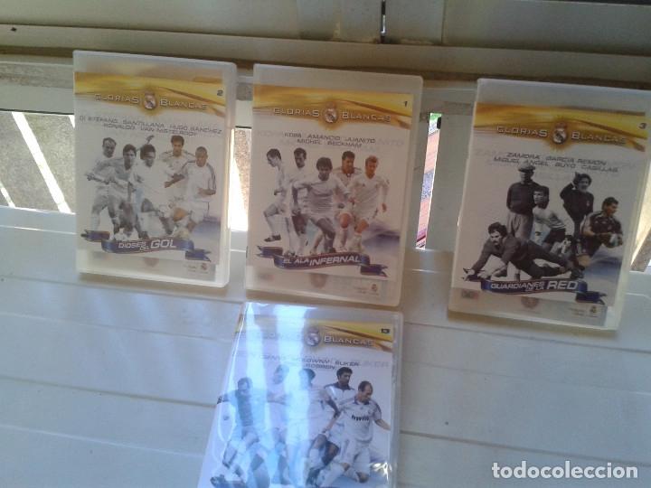 Coleccionismo deportivo: COLECCION COMPLETA REAL MADRID . MATERIAL UNICO Y DIFICIL. VARIADO. - Foto 8 - 177517693