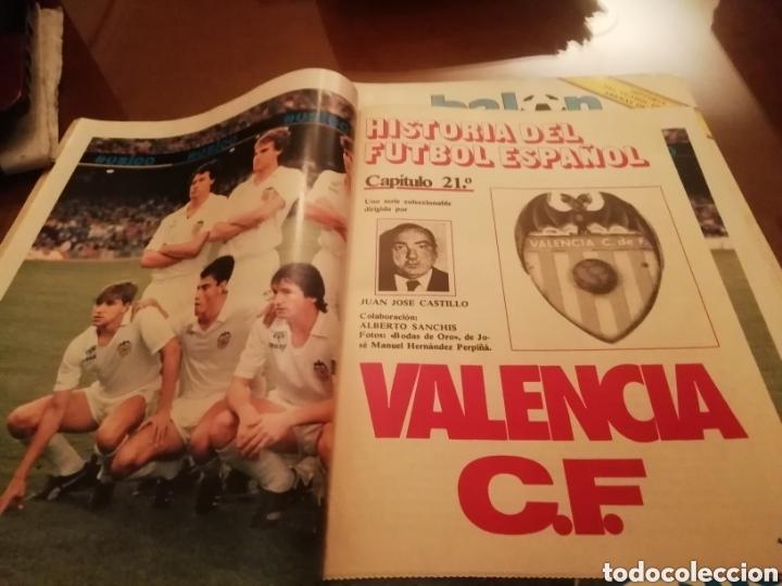 Coleccionismo deportivo: Colección completa Valencia cf. Material variado y interesante. - Foto 5 - 177518917