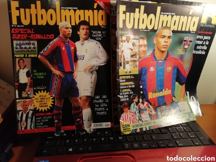 Coleccionismo deportivo: Colección completa FC Barcelona. Material impresionante. - Foto 3 - 177519062