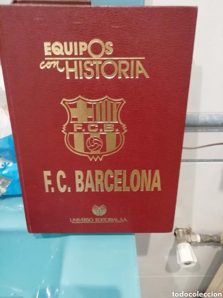 Coleccionismo deportivo: Colección completa FC Barcelona. Material impresionante. - Foto 5 - 177519062