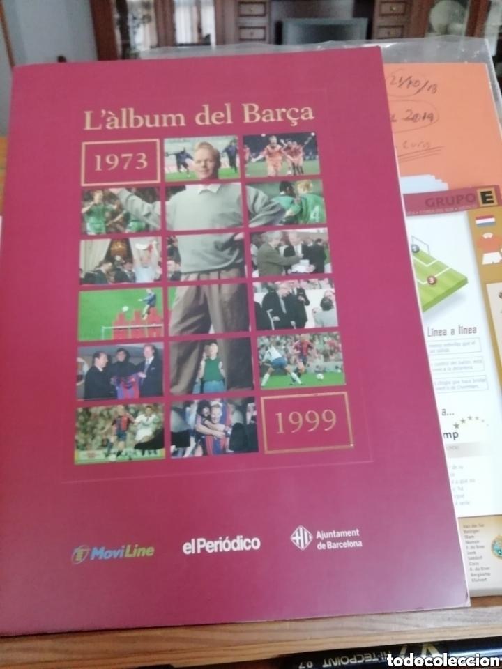 Coleccionismo deportivo: Colección completa FC Barcelona. Material impresionante. - Foto 7 - 177519062