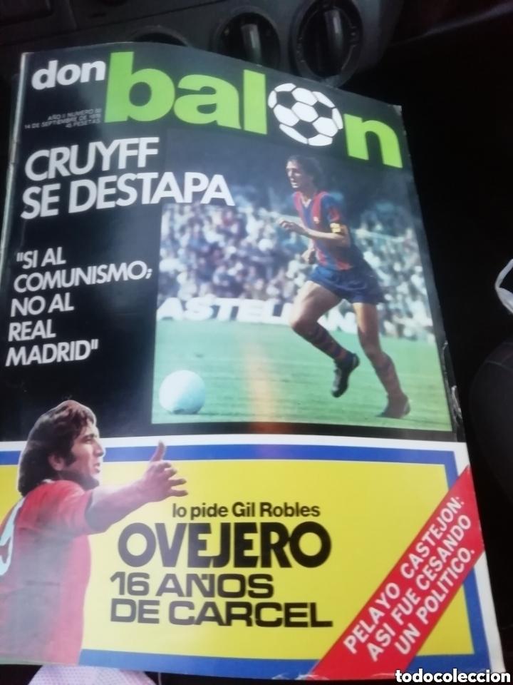COLECCIÓN COMPLETA FC BARCELONA. MATERIAL IMPRESIONANTE. (Coleccionismo Deportivo - Material Deportivo - Fútbol)