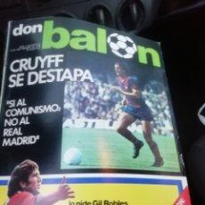 Coleccionismo deportivo: COLECCIÓN COMPLETA FC BARCELONA. MATERIAL IMPRESIONANTE.. Lote 177519062