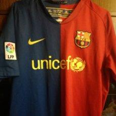 Coleccionismo deportivo: FC BARCELONA 2009 M CAMISETA FUTBOL FOOTBALL SHIRT. Lote 177531063
