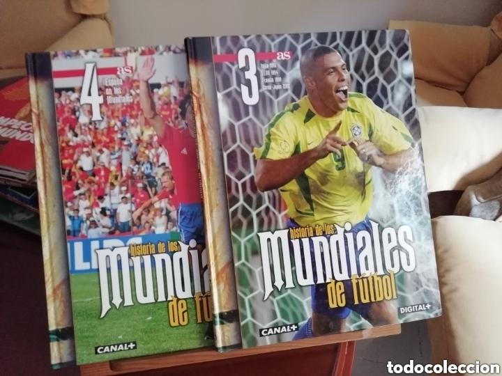 Coleccionismo deportivo: Mundial fútbol Brasil 2014. Lote 40 videos dvds - Foto 6 - 177690909