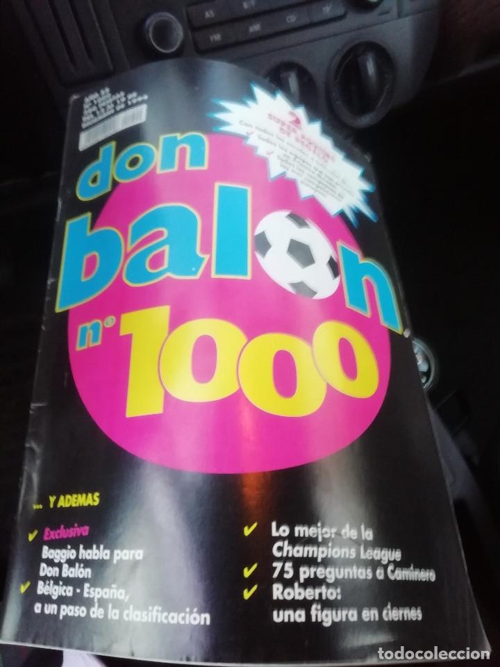 Coleccionismo deportivo: COLECCION IMPRESIONANTE: AS COLOR+ DON BALON+ REAL MADRID+ SELECCION ESPAÑOLA+ MUNDIALES Y EUROCOPAS - Foto 4 - 179027298