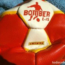 Coleccionismo deportivo: BALON DE FUTBOL BOMBER E-15 - PROMOCION PREMIO PANINI COLECCIONES ESTE - NUEVA OFICIAL - LIGA E 15. Lote 181409430