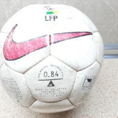 Coleccionismo deportivo: BALON NIKE OFICIAL DE LA LIFA DE FUTBOL PROFESIONAL TEMPORADA 97-98.. Lote 182611335