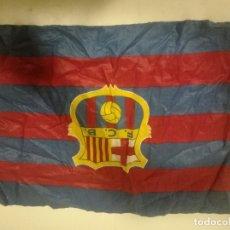 Coleccionismo deportivo: FC BARCELONA BUFANDA SCARF FOOTBALL FUTBOL. Lote 182803122